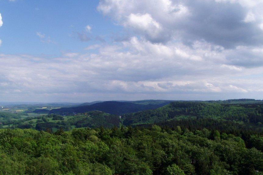 Het Teutoburger Wald: een fietsavontuur dichtbijhuis