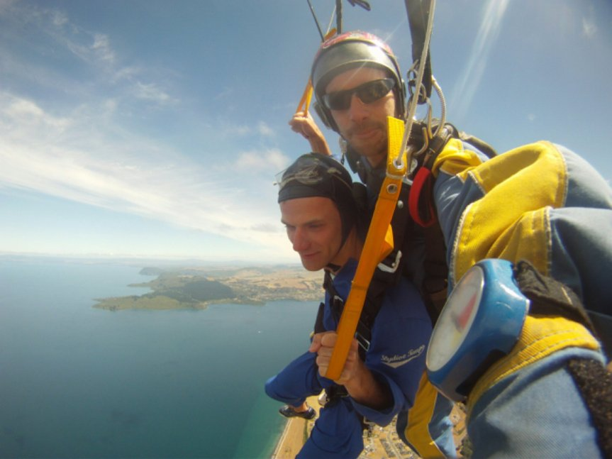 Wat een weelde in Nieuw Zeeland: natuur, bergen, water en in theair!