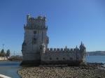 Torre de Belém, eindpunt van de fietstocht