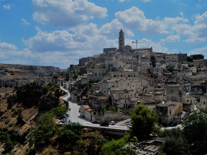 Citytip van 2019:Matera